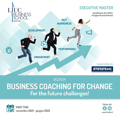 Executive Master in Business Coaching for Change